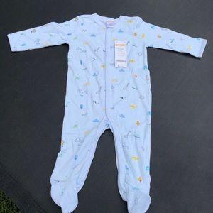 Baby Boy 6-9 Months Onesie/sleeper